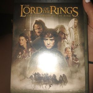 Other - lord of the rings the fellowship of the ring